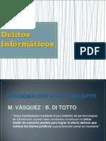 Derecho Informatico 2013-i