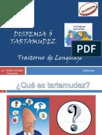Diapositivas de Disfemia