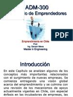 ADM-300. Emprendimiento en Chile