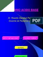 1 Equilibrio Acido Base