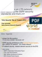LTE Secure
