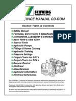 Schwing trainingmanual | valve | pump.