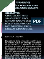 sociología educación