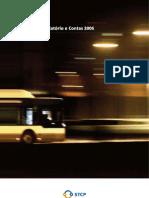 STCP Relatório de Contas 2005