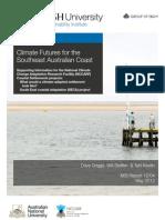 Climate Futures for the Southeast Australian Coast