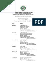 PNA_Seminar_Schedule_2009