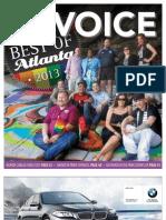 The Georgia Voice - 7/19/13 Vol.4, Issue 10