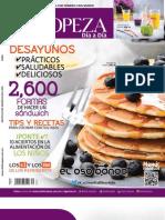 Revista Chef Oropeza Día a Día Año 4 No.39 - Abril 2013 - JPR504