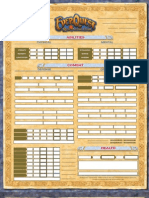 EverQuest PC Sheet