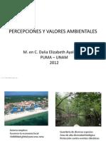 Valores y Actitudes Ambientales