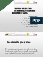 DISEÑO Y ESTUDIO  DEL SISTEMA RESPALDADO DE ENERGIA