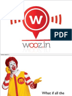 Wooz.in Social Amplification Platform