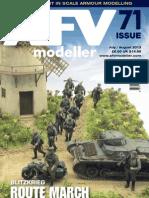 AFV Modeller 71