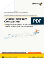 Tutorial Webcamcompanion
