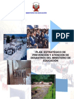 Plan Estrategico Prevencion
