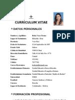 Cyrruculum Vitae