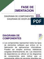 Diagrama de Componentes y Despliegue