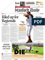 05/15/09 - The Stanford Daily [PDF]