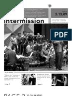05/15/09 - Intermission [PDF]