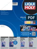 LIQUI MOLY MOTOR OIL CATALOGUE