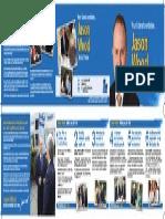 Federal Candidate Brochure La Trobe -JasonWood