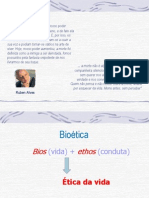 Aula de Bioética- direito