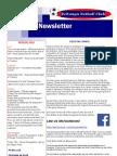 Echunga Netball Newsletter