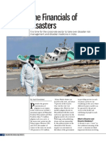 Business of Disasters - (W)Health Check - July 2013 - Kapil Khandelwal - EquNev Capital