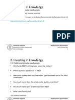 Chapter 2 Investing in Knowledge