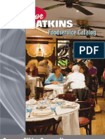 Catalogo FoodService