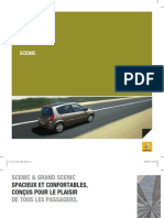 Brochure Scénic