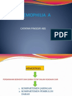 2.Hemophilia