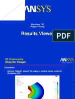 Ansys 13.0 Report Generator
