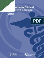 Guide Clinical Preventive Services