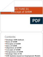 03 Introduction to SHRM