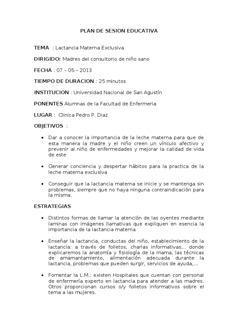 Plan de Sesion Educativa (1)