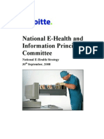National eHealth Strategy
