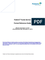Fedwire Funds Format Reference Guide