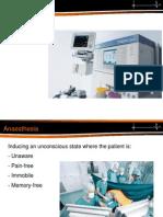 Anesthesia 11(Fabius Plus)