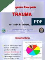 Trauma Utk Dokter Umum - Andri R. Winoto, SpOT