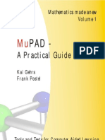 mupad book