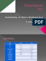 Presentasi Kasus HIV