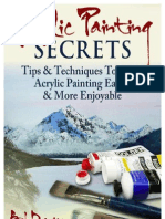 Acrylics Secrets eBook