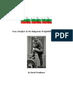 Ivana Bad Ji Ev and the Bulgarian System