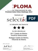 Castelo de Medina Verdejo Vendimia Seleccionada 2011