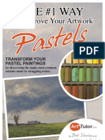 Number 1 Way to Improve Your Artwork Pastels Ed