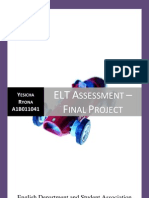 ELT Assessment Final Project