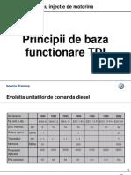 Principii de Baza Functionare TDI