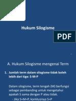 Hukum Silogisme