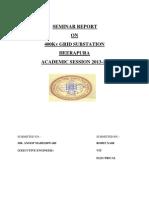Rohit 400kv Report